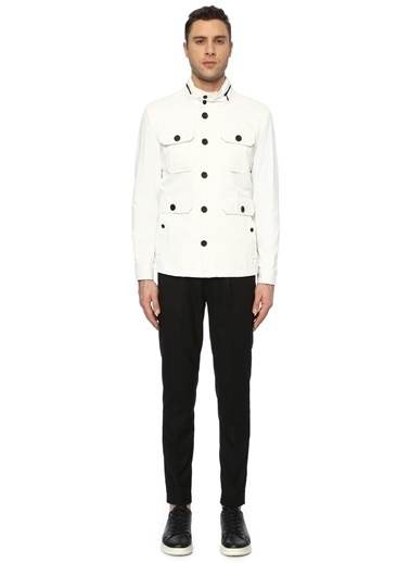 Que Ceket Beyaz